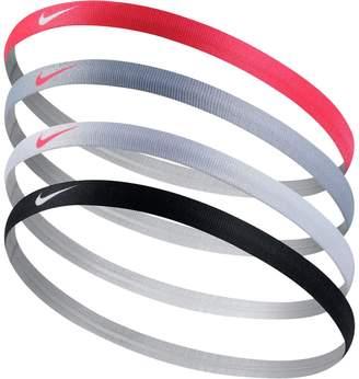 Nike Assorted Headbands - 4 Pack - Girls'