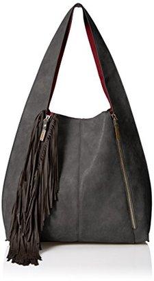 Steve Madden Mariana Hobo Bag,Black $97.95 thestylecure.com