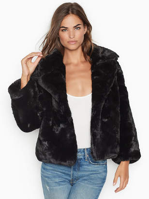 Victoria's Secret Victorias Secret Faux-fur Coat