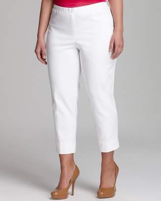 Karen Kane Plus Skinny Capri Pants