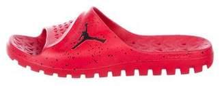 Nike Jordan Super Fly Team Slides w/ Tags