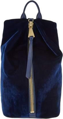 Aimee Kestenberg Velvet Backpack - Tamitha