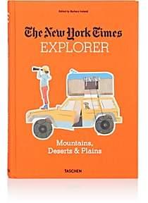 Taschen The New York Times Explorer: Mountains, Deserts, & Plains