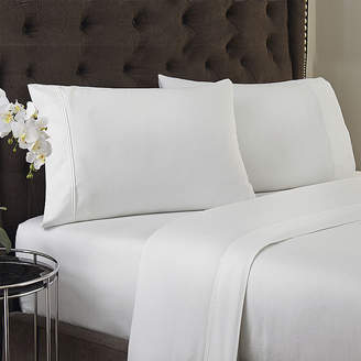 Asstd National Brand Crowning Touch by Welspun 500tc Wrinkle-Resistant Flexi-Fit Sheet Set