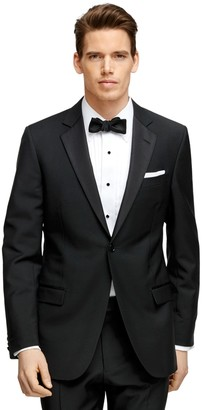 Brooks Brothers Fitzgerald Fit One-Button 1818 Tuxedo