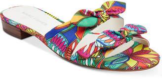 Marc Fisher Laken Knotted Slide Sandals
