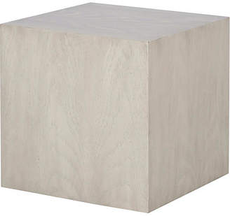 Morgan Square Side Table - Natural - Kelly Hoppen