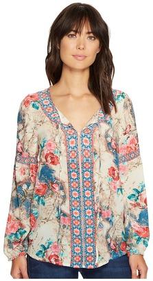 Tolani - Pamela Blouse Women's Blouse $185 thestylecure.com