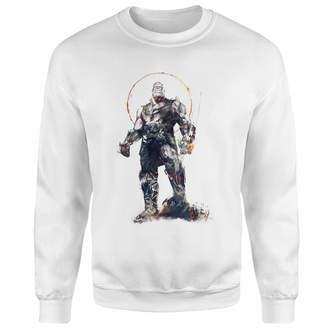 Marvel Avengers Infinity War Thanos Sketch Sweatshirt