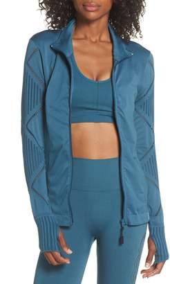 Amalia Climawear Zip Front Jacket