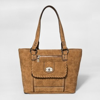 Bolo Women's Bolo Tote Handbag - Saddle Brown $44.99 thestylecure.com