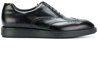 Prada Lace Up Shoes For Men - ShopStyle Canada 2d819df44dc2