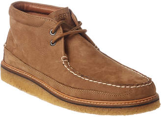 Sperry Crepe 2-Eye Chukka Leather Boot
