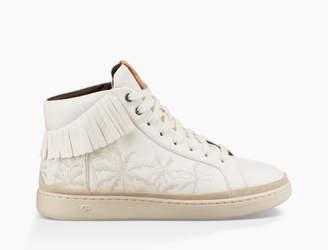 Cali Sneaker High Fringe Palms