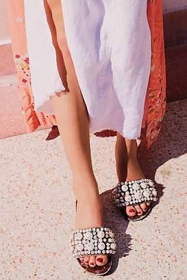 Jeffrey Campbell Pixie Pearl Slide Sandal