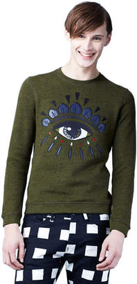 Icons Kenzo Eye Icon Sweatshirt