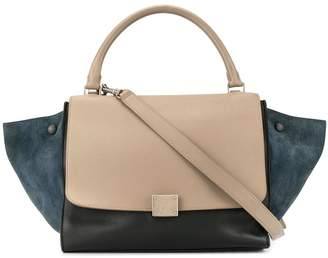 Celine Pre-Owned trapeze 2way tote