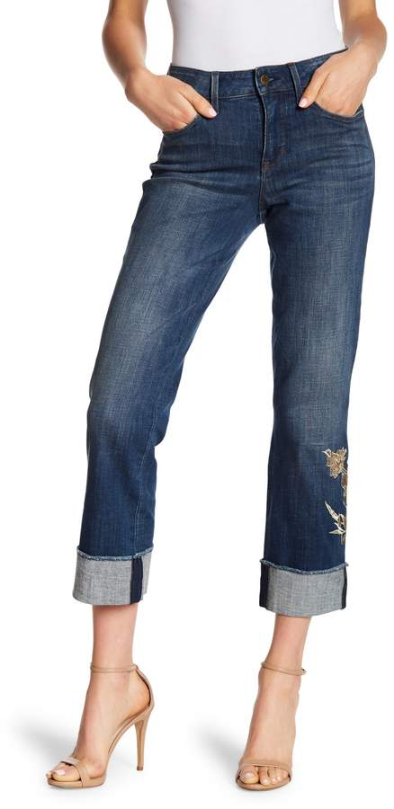 Marilyn Cuffed Ankle Jeans