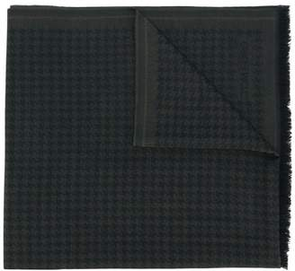 Tom Ford houndstooth scarf