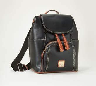 Dooney & Bourke Smooth Leather Medium Backpack - Murphy