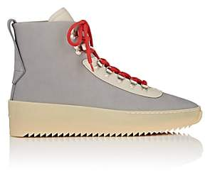 Fear Of God Men's Hiking Nubuck & Leather Sneakers - Gray