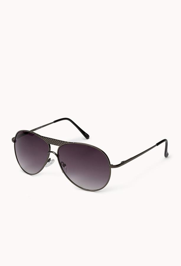 Forever 21 F0335 Aviator Sunglasses