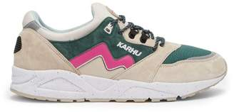 Karhu Aria Low Top Suede Trainers - Mens - Beige Multi