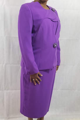 Lilly & Taylor Purple suit