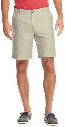Izod Big Tall Cotton Shorts