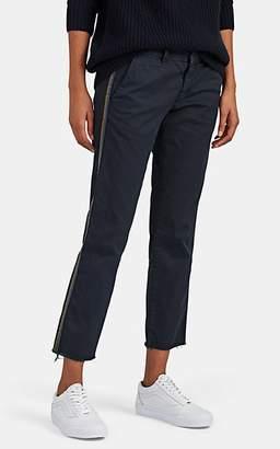 Nili Lotan Women's East Hampton Cotton Pants - Navy