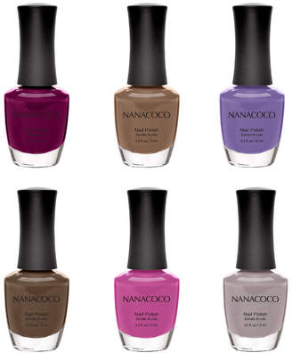 D.E.P.T Coco Fall Harvest Nail Polish Collection