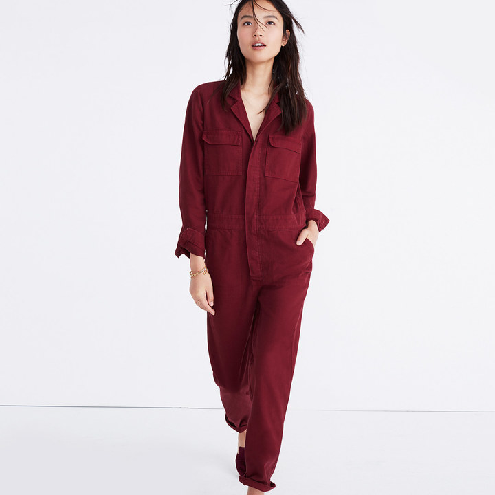 Coverall Jumpsuit