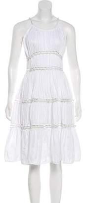 Zac Posen Sleeveless Knee-Length Dress w/ Tags