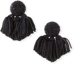 Sachin + Babi Mini Chacha Tassel Earrings