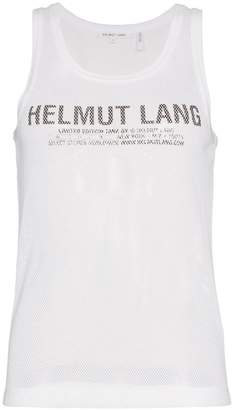 88138f49133af Helmut Lang White Tank Tops For Women - ShopStyle Canada