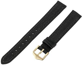 Hirsch 13mm Leather Watch Strap