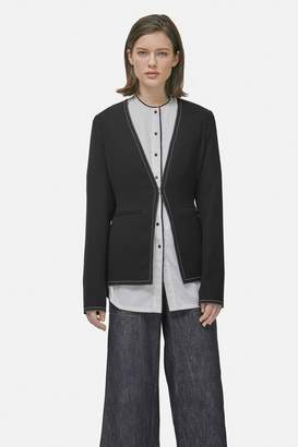Yigal Azrouel Open Tie Back Jacket