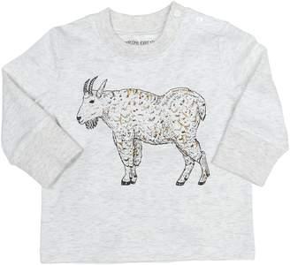 Robeez R) Billy Goat Graphic T-Shirt