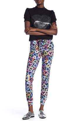Love Moschino Cuori Pantalone