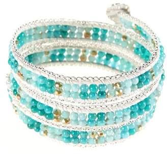 Ananda Chain Wrap Bracelet