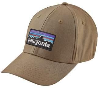 Patagonia P-6 Logo Stretch Fit Hat