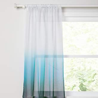 John Lewis & Partners Ombre Voile Panel