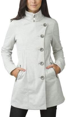Prana Martina Long Heathered Jacket - Women's