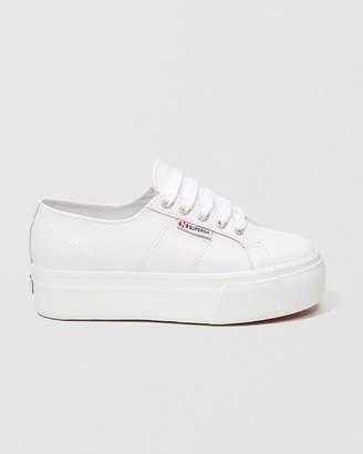 Abercrombie & Fitch Superga 2790 Platform Sneakers
