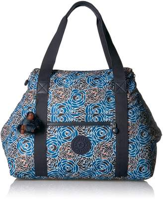 Kipling Art Printed Medium Tote Tote Bag