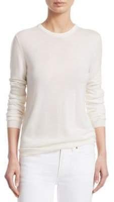 Ralph Lauren Iconic Style Cashmere Jersey Crewneck Sweater