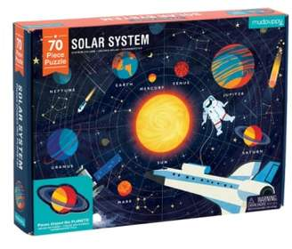 Chronicle Books 70-Piece Solar System Puzzle