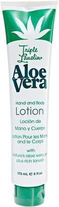 Triple Lanolin Aloe Vera Hand & Body Lotion