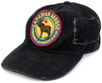 DSQUARED2 Canadian Moose baseball cap