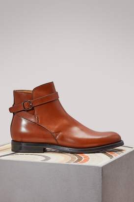 Church's Merthyr leather ankle boots